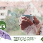 Teflon Brand Rainy Day Giveaway