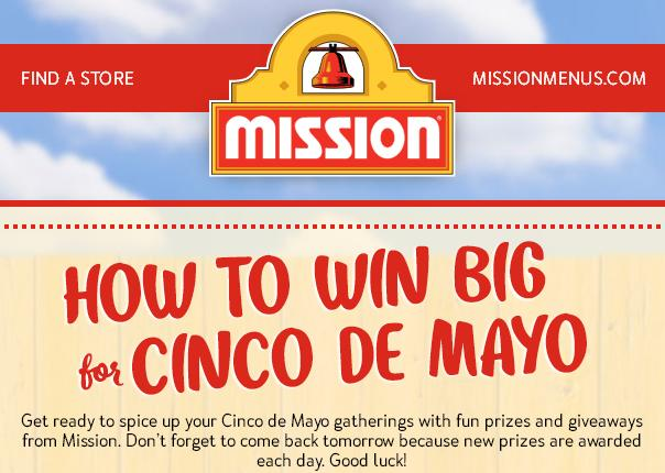 Mission Piñata Instant Win Game – Chance to Win Three Cruises to Mexico