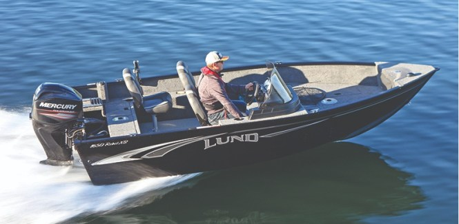 2018 Boat Giveaway - Win A 2018 Lund Rebel XS SS Fishing Boat And Many More Prizes
