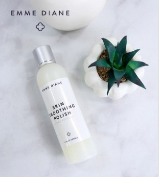 Emme Diane Instant Win Game - Win Full Sized Skin Smoothing Polish