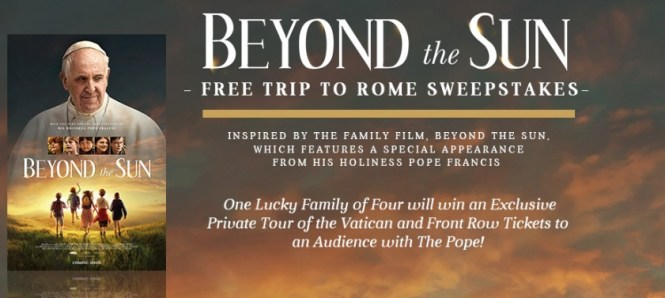 Grance Hill Media The Free Trip To Rome Sweepstakes - Win A Trip
