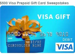 The Beat $500 Visa Gift Card Sweepstakes - Win Gift Card
