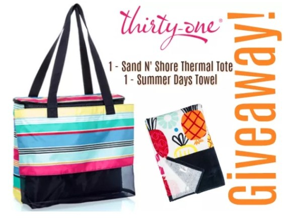 The Kids Did It Thirty One Giveaway - Win Thirty One Gifts Package