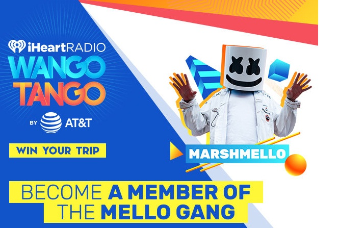 iHeartmedia + Entertainment It Takes 2 To Wango Tango Sweepstakes - Win A Trip