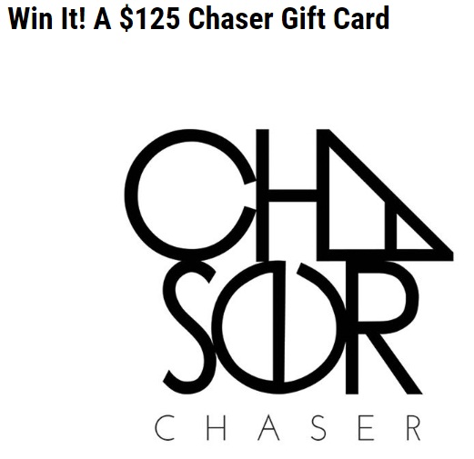 Extra TV Chaser Gift Card Sweepstakes - Win $125 Chaser Gift Card