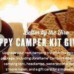 Happy Camper Kit Giveaway