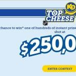 KD Top Cheese Contest
