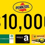 Pennzoil And Bridgestone Spin To Win Promotion