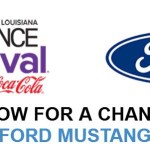 SSENCE Win A Ford Sweepstakes