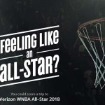 Verizon WNBA All Star 2018 Sweepstakes