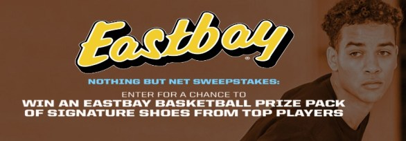Eastbay Nothing But Net Sweepstakes
