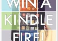 Kindle Fire HD 10 Giveaway