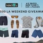 LA Weekend Giveaway