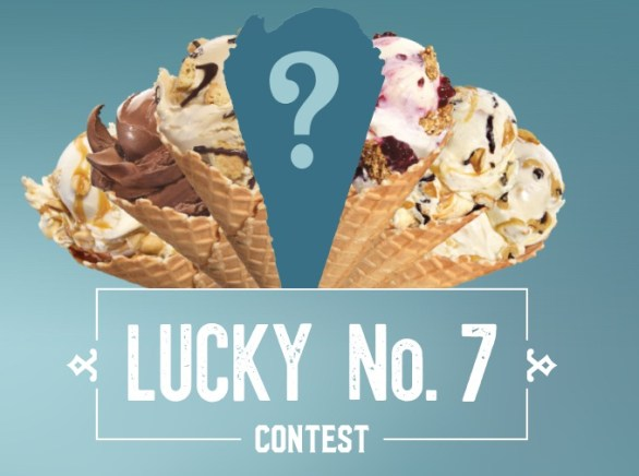 Lucky No. 7 Contest