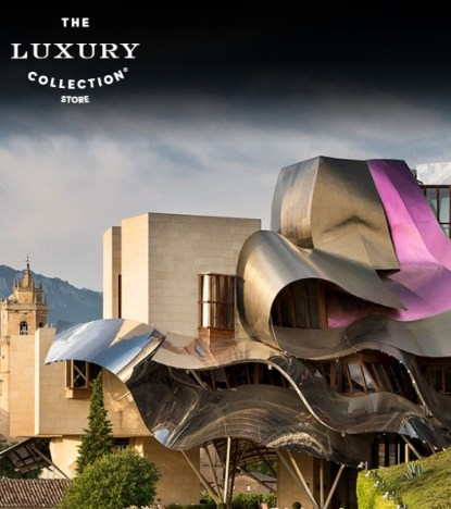 Luxury Collection Store Summer Sweepstakes