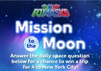 Scholastic Mission To The Moon Sweepstakes