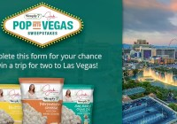Simply 7 & Giada Pop Into Vegas Sweepstakes