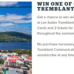 Tremblant Dream Getaway Contest