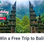 Trip To Bali Sweepstakes