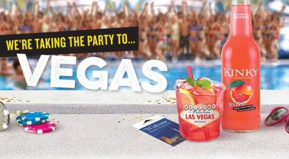 Ultimate KINKY Vegas Vacation Sweepstakes