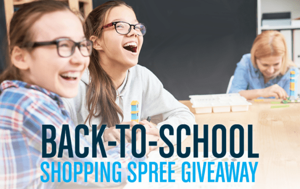 VSP Vision Care Back To School Sweepstakes