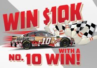 Win $10K With A No. 10 Win Sweepstakes