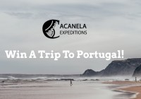 Acanela Trip To Portugal Sweepstakes