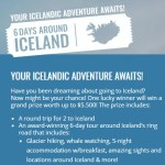 Arctic Adventures Your Iceland Adventure Awaits Sweepstakes