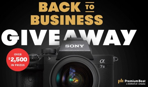 Back To Business Giveaway