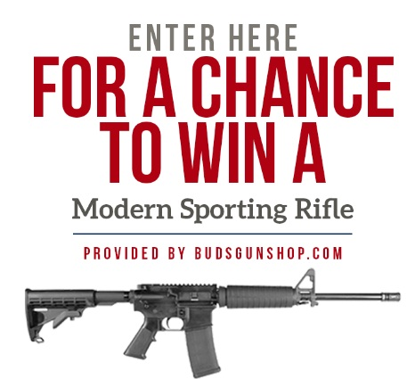 Gun giveaways or sweepstakes 2018