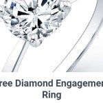 Diamond Engagement Ring Giveaway