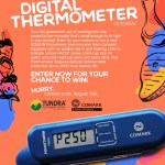 Digital Thermometer Giveaway