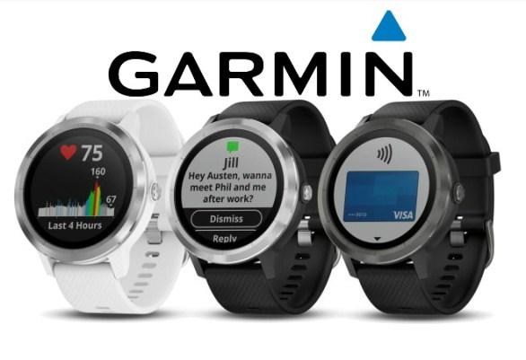 Garmin Smartwatch Giveaway