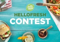 HelloFresh Sweepstakes