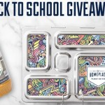 HomePlate Peanut Butter Back to School Giveaway