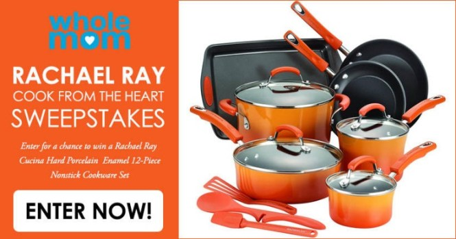 Rachel Ray Cook From the Heart Sweepstakes