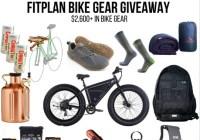 ReddyYeti Fitplan Bike Gear Giveaway