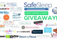 Safe Sleep Kickstarter launch Giveaway