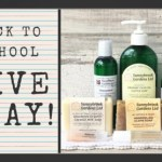 Sunnybrook Gardens Ltd Back to School Giveaway