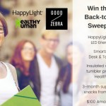 Verilux Back To School Sweepstakes