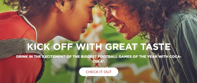 Coca Cola TV Sweepstakes