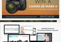 David Molnar Camera Giveaway