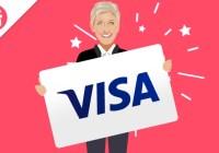Ellentube $500 Visa Gift Card Giveaway