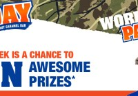 Hershey Work Hard Pay Hard Sweepstakes