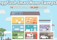 Newegg Flash Smart Home Sweepstakes