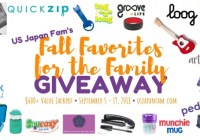 Raising Three Savvy Ladies Fall Favorites For The Family Giveaway