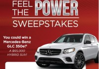 Raymour & Flanigan Feel The Power Sweepstakes