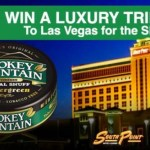 Smokey Mountain Snuff Trip to Vegas Sweepstakes