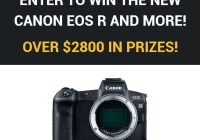 Canon Rumors Giveaway