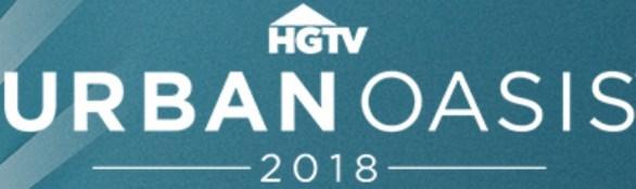 HGTV Urban Oasis 2018 Giveaway